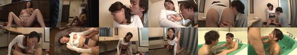「あなた…許して」私、夫がお風呂に入っている15分の間、いつも息子に抱かれています松尾江里子/の無料画像