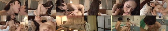 夫婦ゲンカで家出してきた隣の奥さん~背徳感のある壁一枚向こう側の浮気セックス~望月瑠璃子/の無料画像