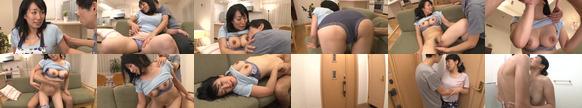娘の彼氏に膣奥を突かれイキまくった母美原すみれ/の無料画像
