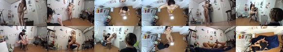 ヌードデッサンモデルの高額アルバイトでやってきた人妻さんに男根挿入して種付けSEXするビデオ24の無料画像