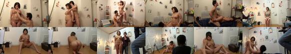 ヌードデッサンモデルの高額アルバイトでやってきた人妻さんに男根挿入して種付けSEXするビデオ 総集編 20人8時間2枚組オムニバス/の無料画像