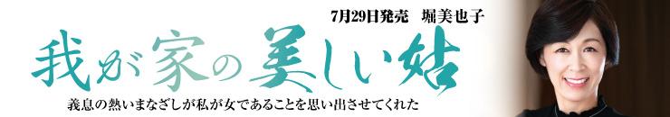我が家の美しい姑 堀美也子/2021年 7月29日発売